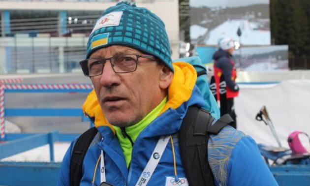 Санітра назвав склад збірної України на індивідуальні гонки у Контіолахті