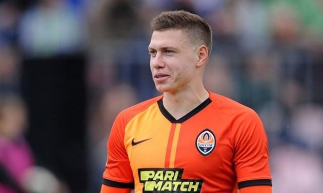 Шахтар відмовив Локомотиву у трансфері Матвієнка