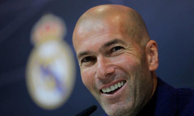 Зідан: Я не зміг відмовити Реалу
