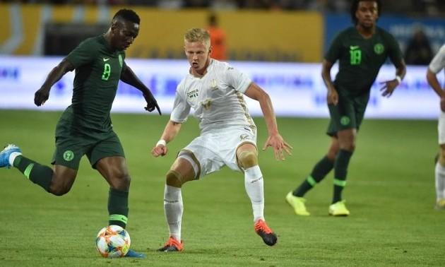 Україна - Нігерія: навколо матчу