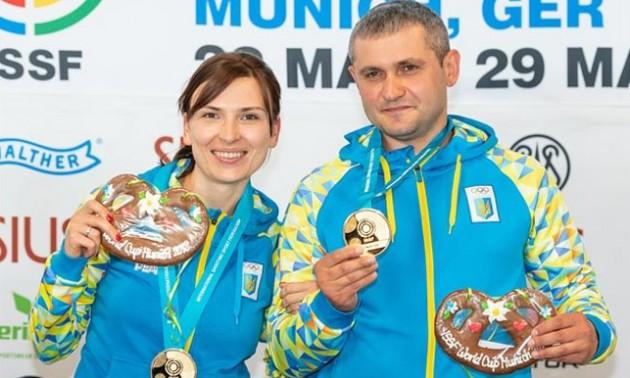 Українці Костевич та Омельчук здобули бронзу чемпіонату світу