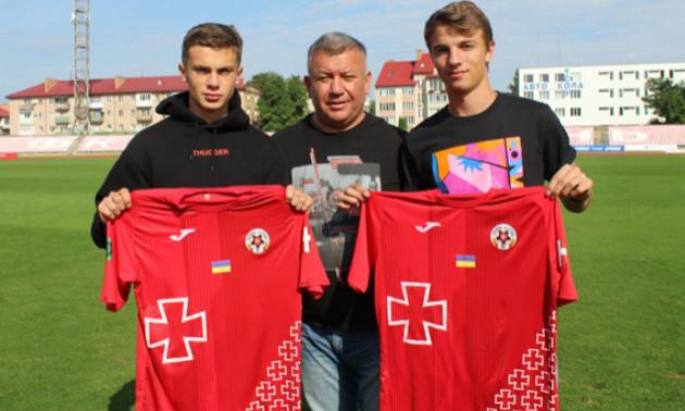 Клуб Першої ліги підписав двох екс-гравців Маріуполя