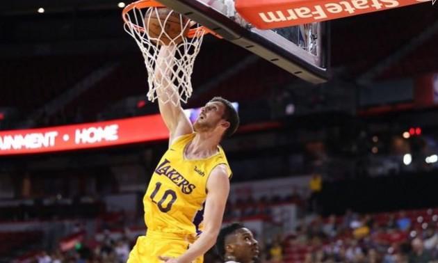 Михайлюк назвав найкращого баскетболіста планети