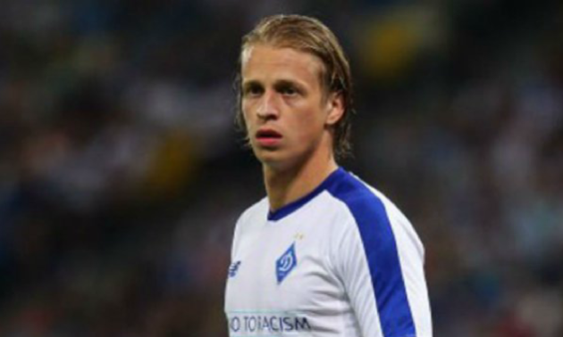 Шабанов не потрапив у заявку збірної на матч із Португалією
