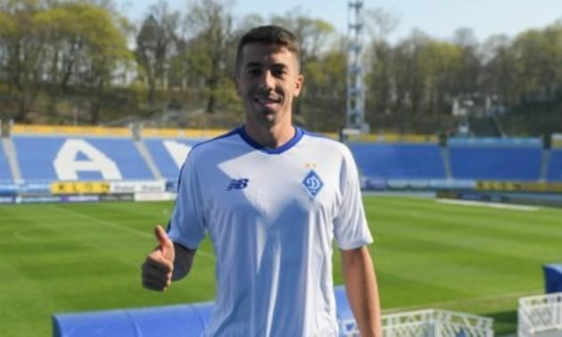 Лаціо цікавиться захисником Динамо