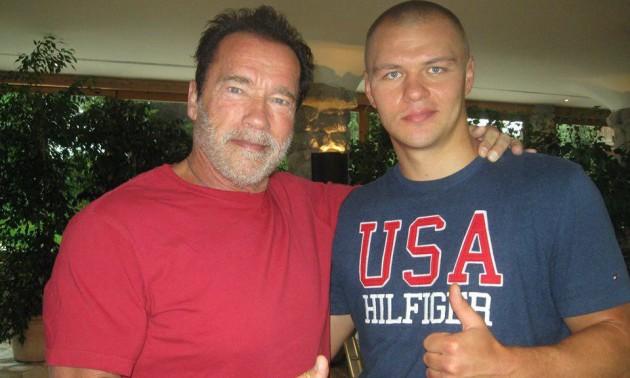 Один з найкращих боксерів України працює в США далекобійником