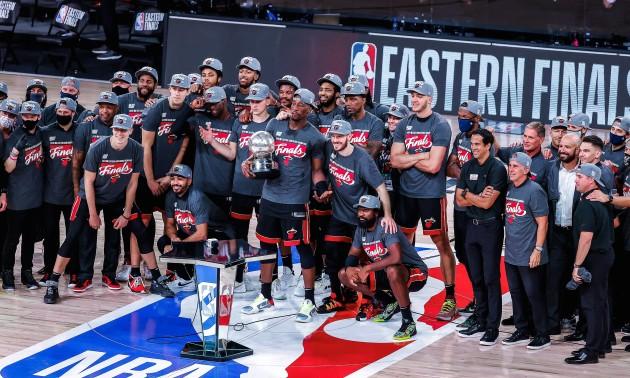 Маямі вийшов у фінал НБА