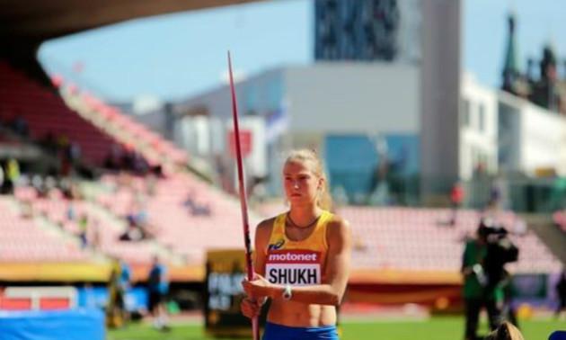 Українські легкоатлети здобули 18 нагород на чемпіонаті ABAF