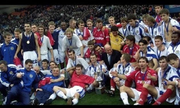19 років тому Динамо здобуло Кубок Співдружності, перегравши Спартак. ВІДЕО