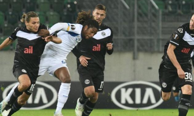 Фанати Лугано напали на уболівальників Динамо