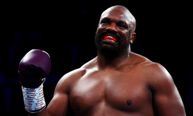 Чісора: Усик - найкращий боксер серед усіх, з ким я боксував раніше