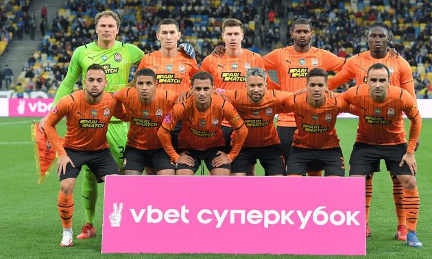 Шахтар зрівнявся з Динамо за кількістю перемог у Суперкубку України