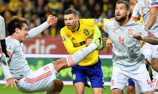Євро-2020. Іспанія - Швеція 0:0. Як це було