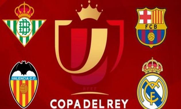 Барселона зіграє з Реалом – результати жеребкування Кубка Іспанії