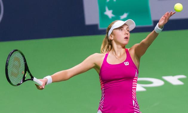 Бондаренко та Кіченок поступилися у другому колі парного розряду Australian Open