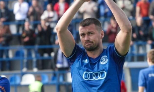 Мілевський заспівав гімн Білорусі перед матчем з БАТЕ