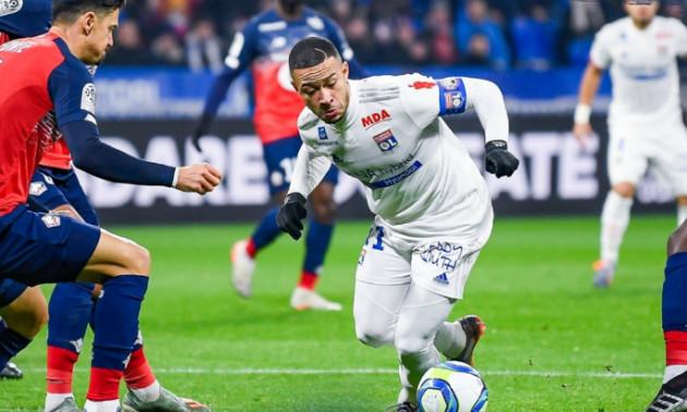 Ліон – Лілль 0:1. Огляд матчу
