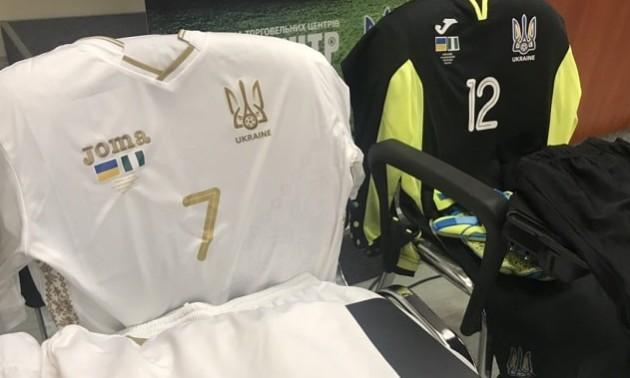 Україна назвала заявку на матч із Нігерією