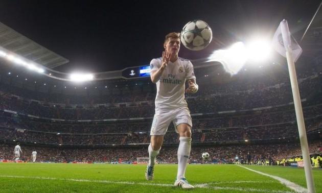 Кроос планує завершити кар'єру у Реалі