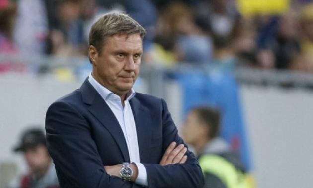 Саленко: Хацкевич покине Динамо у разі вильоту із Ліги чемпіонів