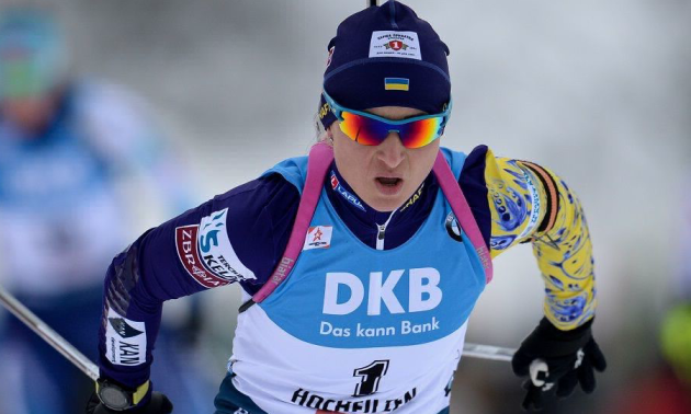 Семеренко у ТОП-15 в спринті на Кубку світу у Контіолахті