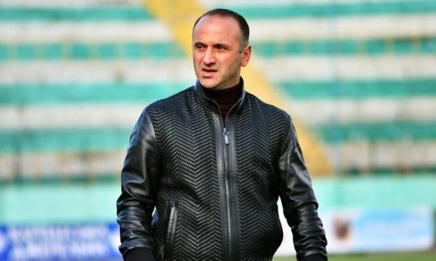 Колишній тренер Львова очолив вірменський клуб