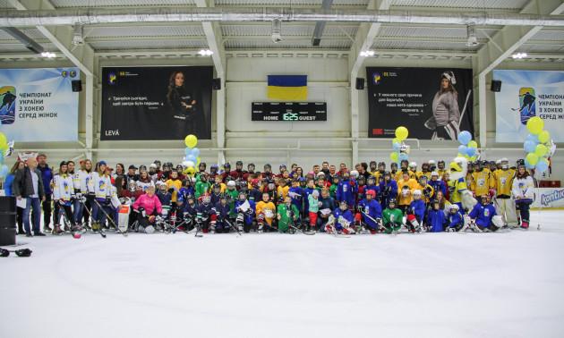 У Києві відбулося відкриття Всеукраїнських дитячо-юнацьких змагань