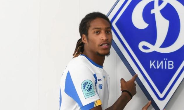 Родрігес забив дебютний гол у футболці Динамо