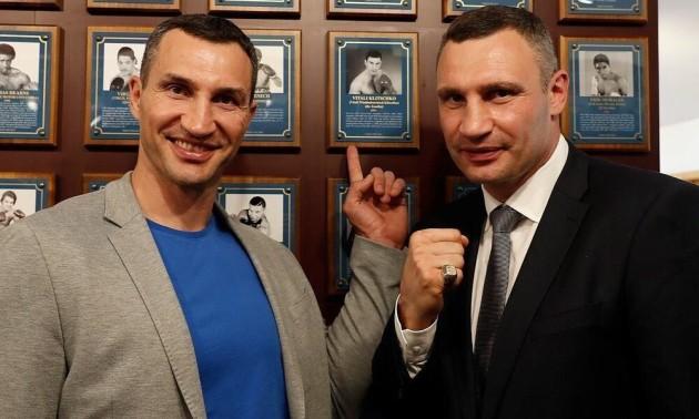 Стало відомо, коли Володимира Кличка включать до Міжнародного залу боксерської слави