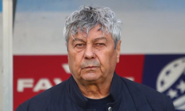 Луческу розкритикував суддівство у матчі з СК Дніпро-1