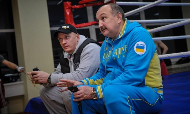 Сосновський підтвердив, що покинув боксерську збірну