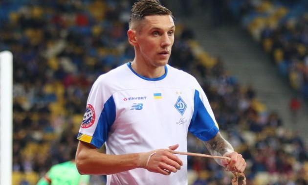 Гармаш зіграв 300-й матч за Динамо