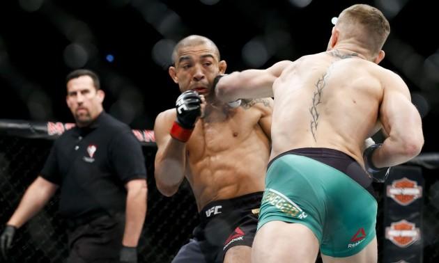 Легендарний удар Мак-Грегора: як ірландець нокаутував Альдо за 13 секунд. ВІДЕО