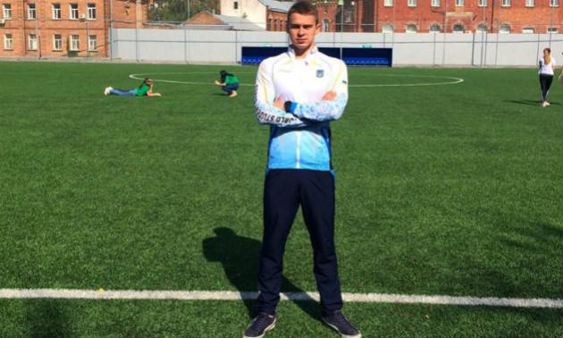Касьян встановив рекорд України на дистанції 50 метрів на спині на Універсіаді