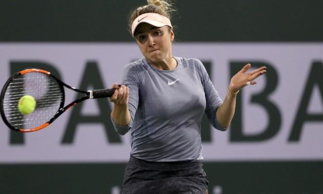 Світоліна поступилася у першому матчі на турнірі в Маямі