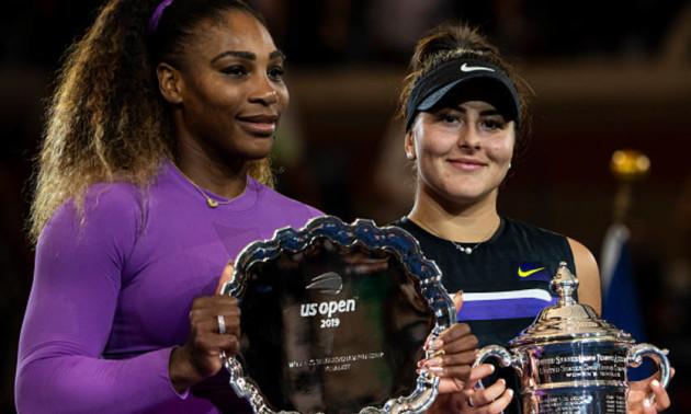 19-річна Андреєску переграла Вільямс у фіналі US Open. Огляд матчу