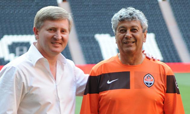 Денисов назвав причину звільнення Луческу із Шахтаря