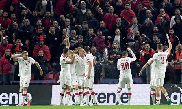 Збірна Польщі здолала Албанію у кваліфікації ЧС-2022