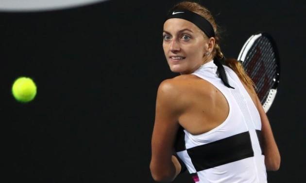 Квітова вирвала дебютну путівку у фіналі Australian open. ВІДЕО