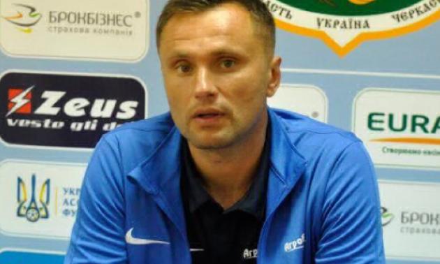 Остап Маркевич очолив Чорноморець