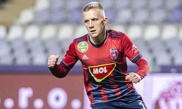 Петряк забив та віддав асист у чемпіонаті Угорщини