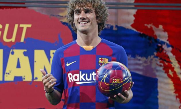 Барселона заплатила Атлетіко 15 мільйонів євро у справі Грізманна