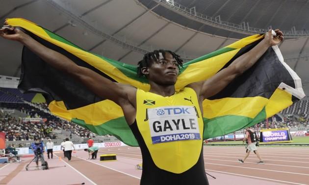 Ямаєць здобув перемогу в стрибках у довжину на чемпіонаті світу
