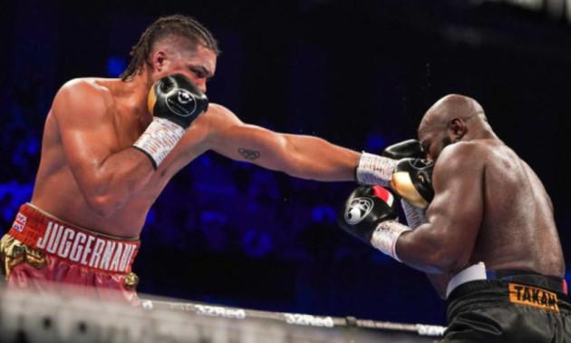 Джойс нокаутував Такама та може зустрітися з переможцем бою Джошуа - Усик