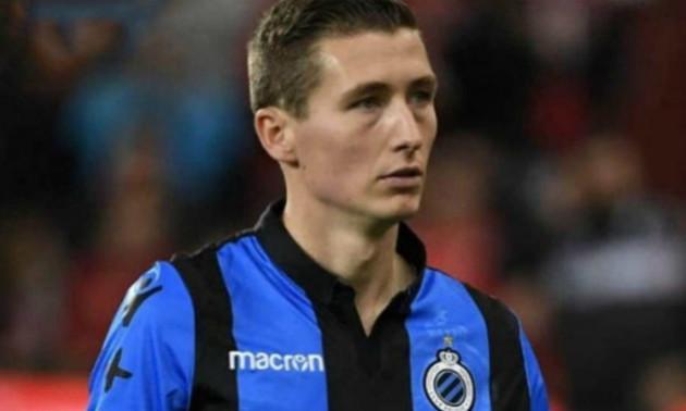 Лідер Брюгге продовжив контракт із клубом