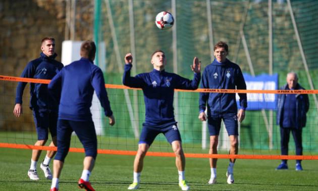 Динамо розпочало підготовку до наступного сезону
