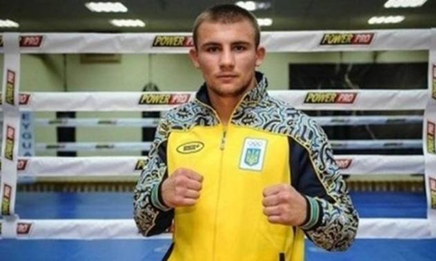Український боксер менше ніж за хвилину знищив суперника на турнірі у Болгарії