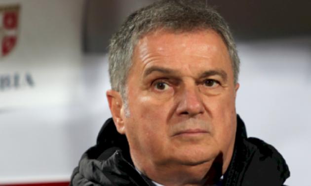 Тренер Сербії незадоволений своєю командою