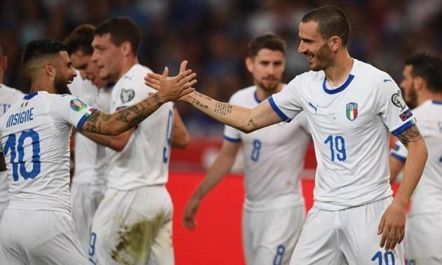 Туреччина - Італія: Відомі стартові склади команд