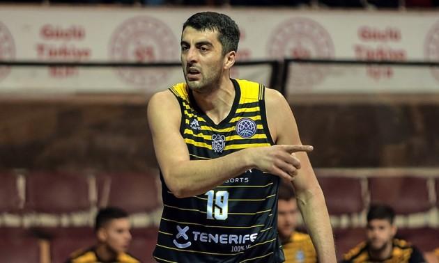 Грузинського баскетболіста не пустили у Росію на матч Ліги чемпіонів